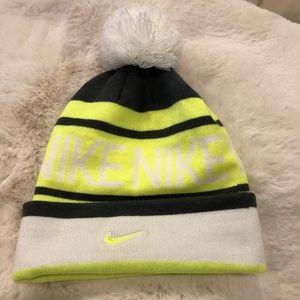 Nike Neon Sock hat